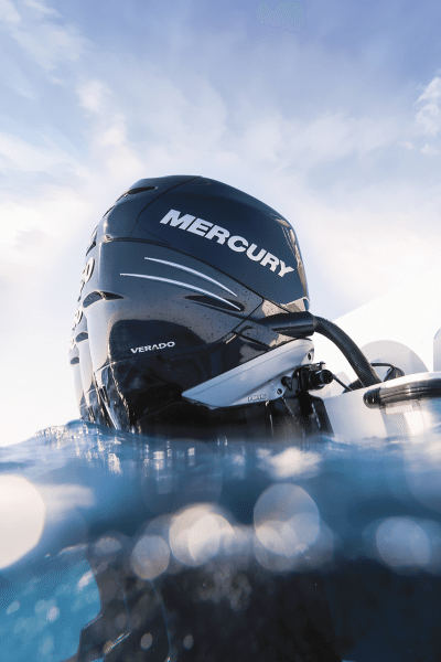 Mercury Optimizes Time on the Water with Verado 350
