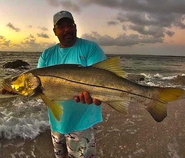 Treasure coast from the shore fishing report and for Surfside fishing report