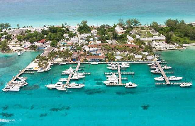 Bimini big game club dockmaster robbie smith recognized for Bimini fishing charters