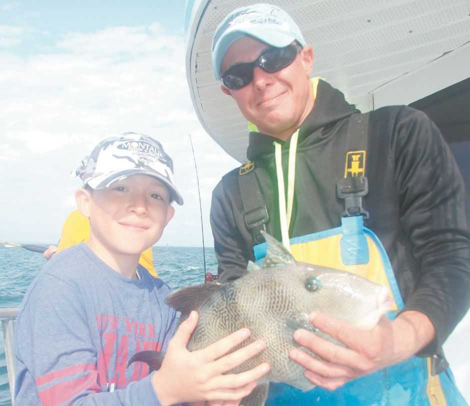 Triggerfish–Wounded Warriors
