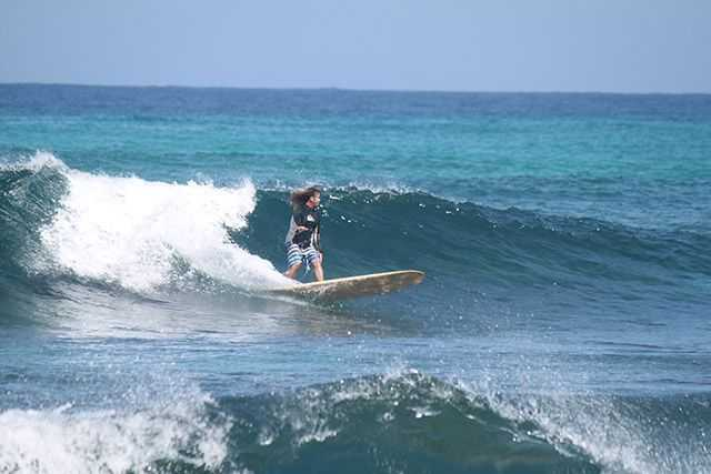 Bahamas surfing conditions and forecast october 2015 for Surf city nc fishing report