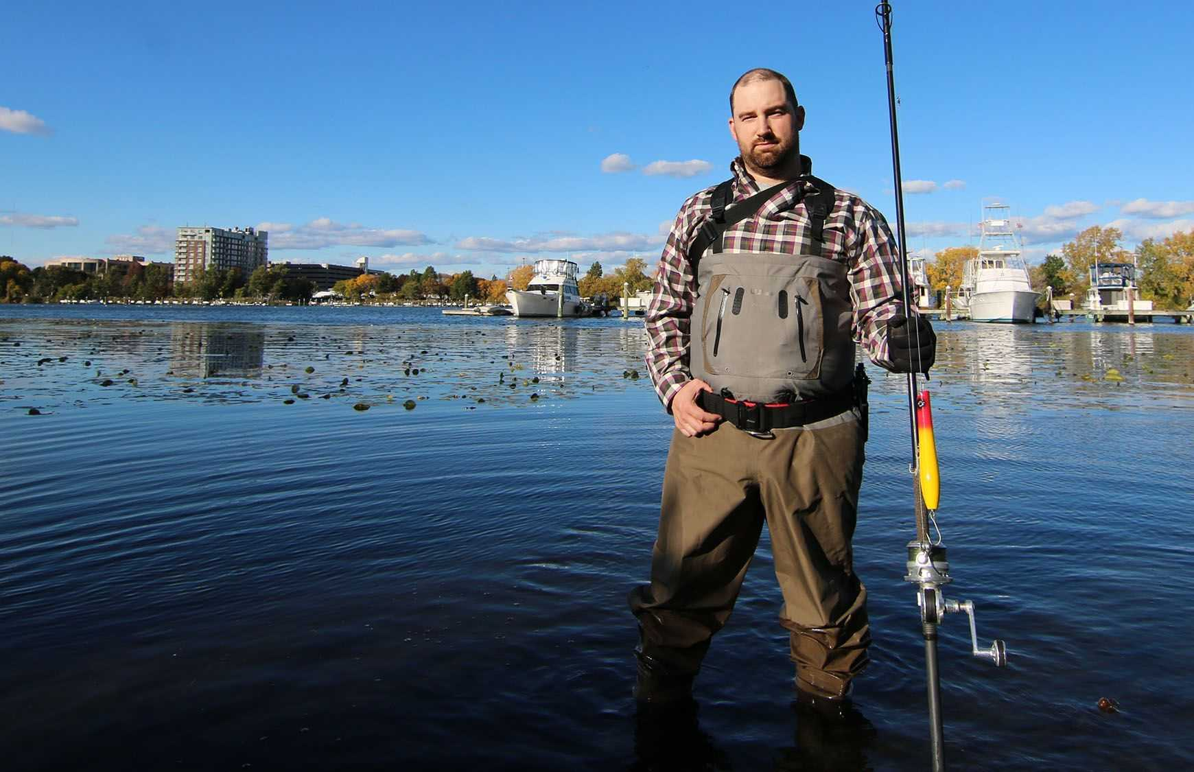 Surfcasting boston harbor coastal angler the angler for Boston harbor fishing report