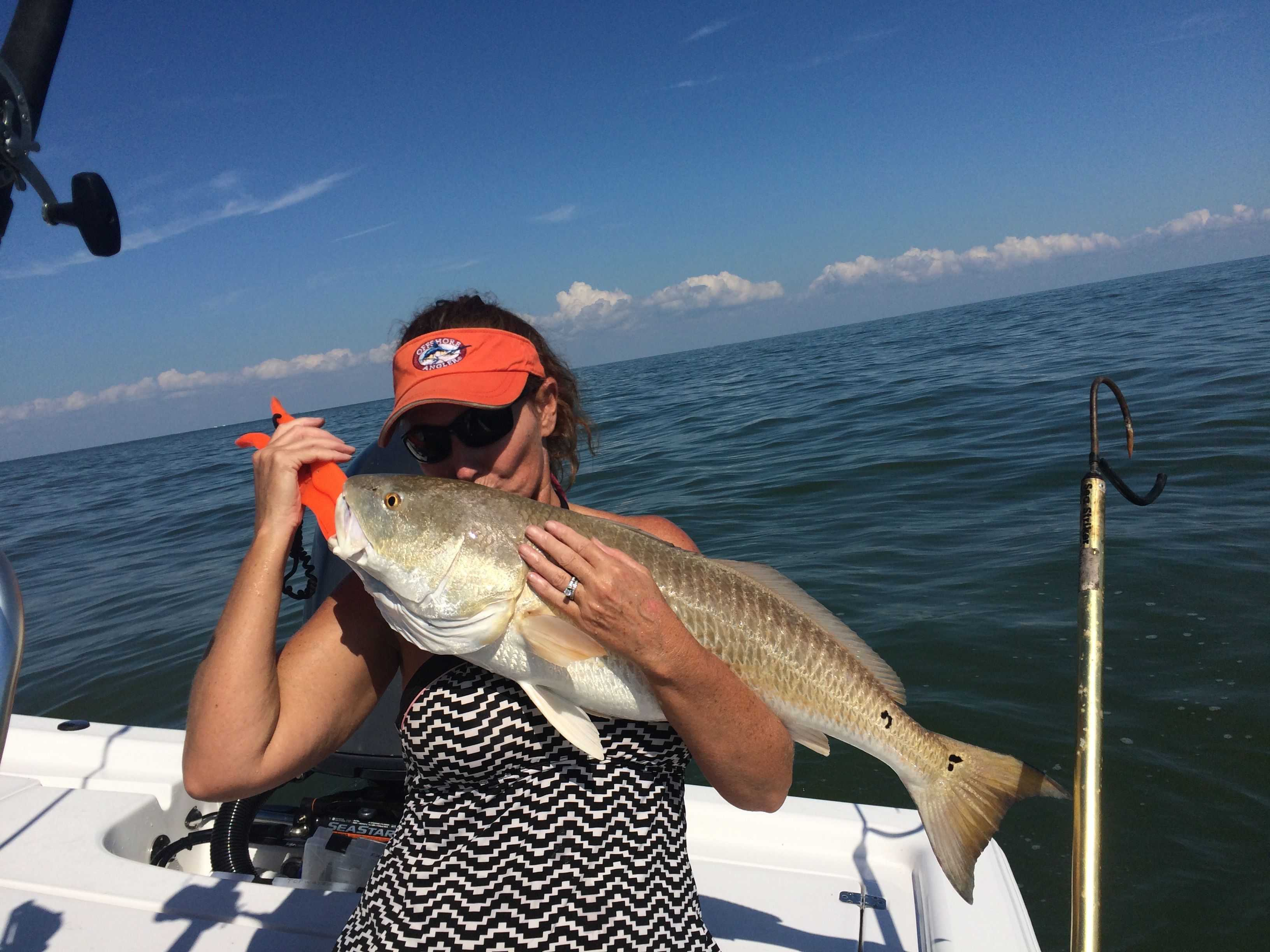 Redfish love coastal angler the angler magazine for Northeast saltwater fishing reports