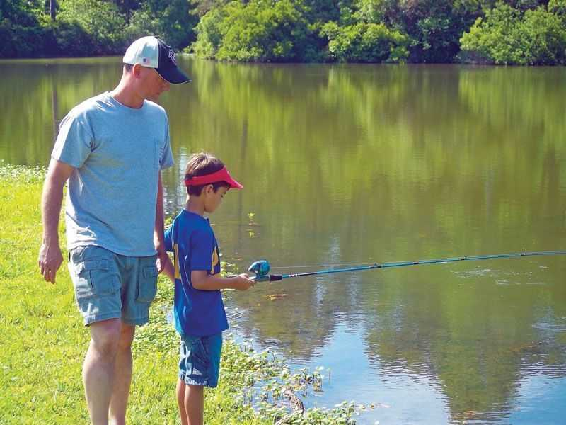 Angler participation for Renew nc fishing license