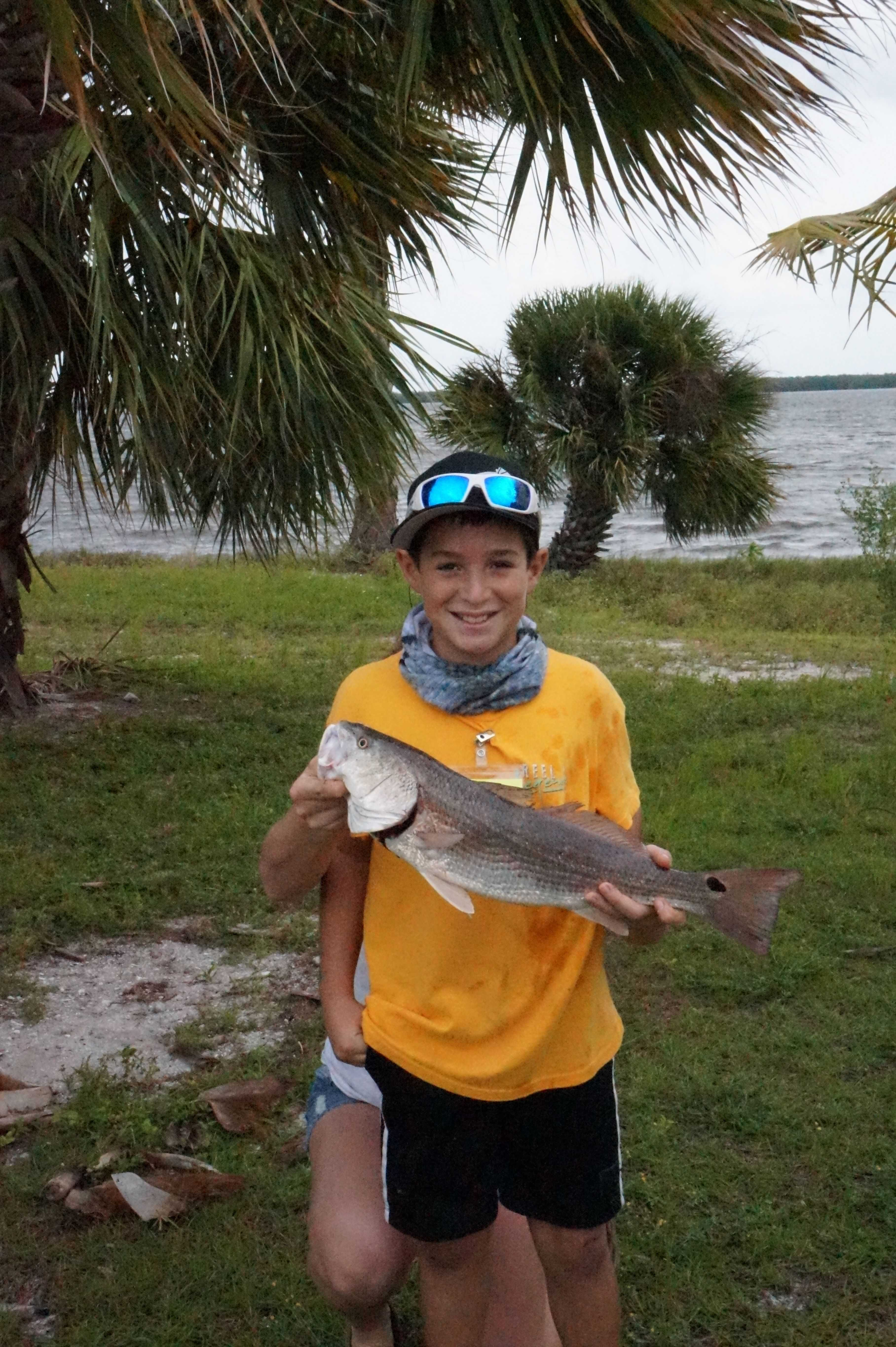 Mosquito lagoon charter report for early november for Indian river inlet fishing tips