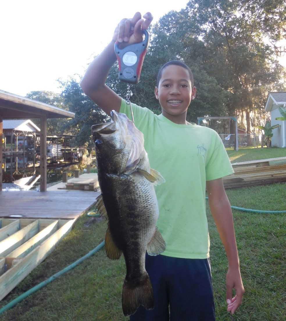 Weekly Okeechobee Fishing Report: Nov. 6 - 8 | Coastal Angler & The ...