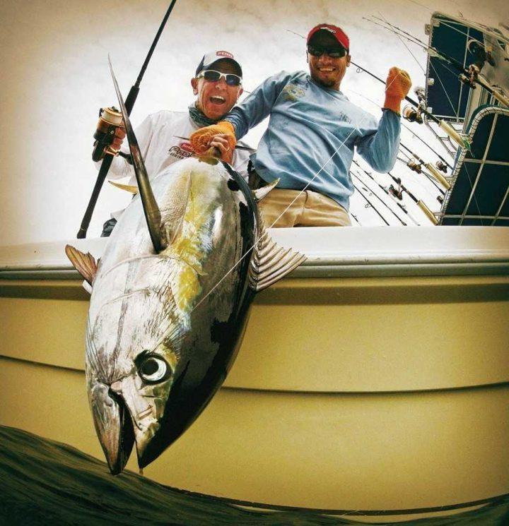 tuna costa rica fishing