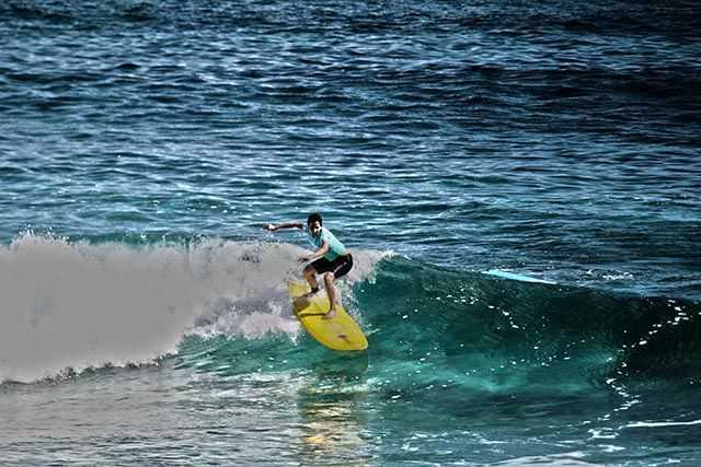 Bahamas surfing conditions and forecast january 2016 for Surf city fishing report
