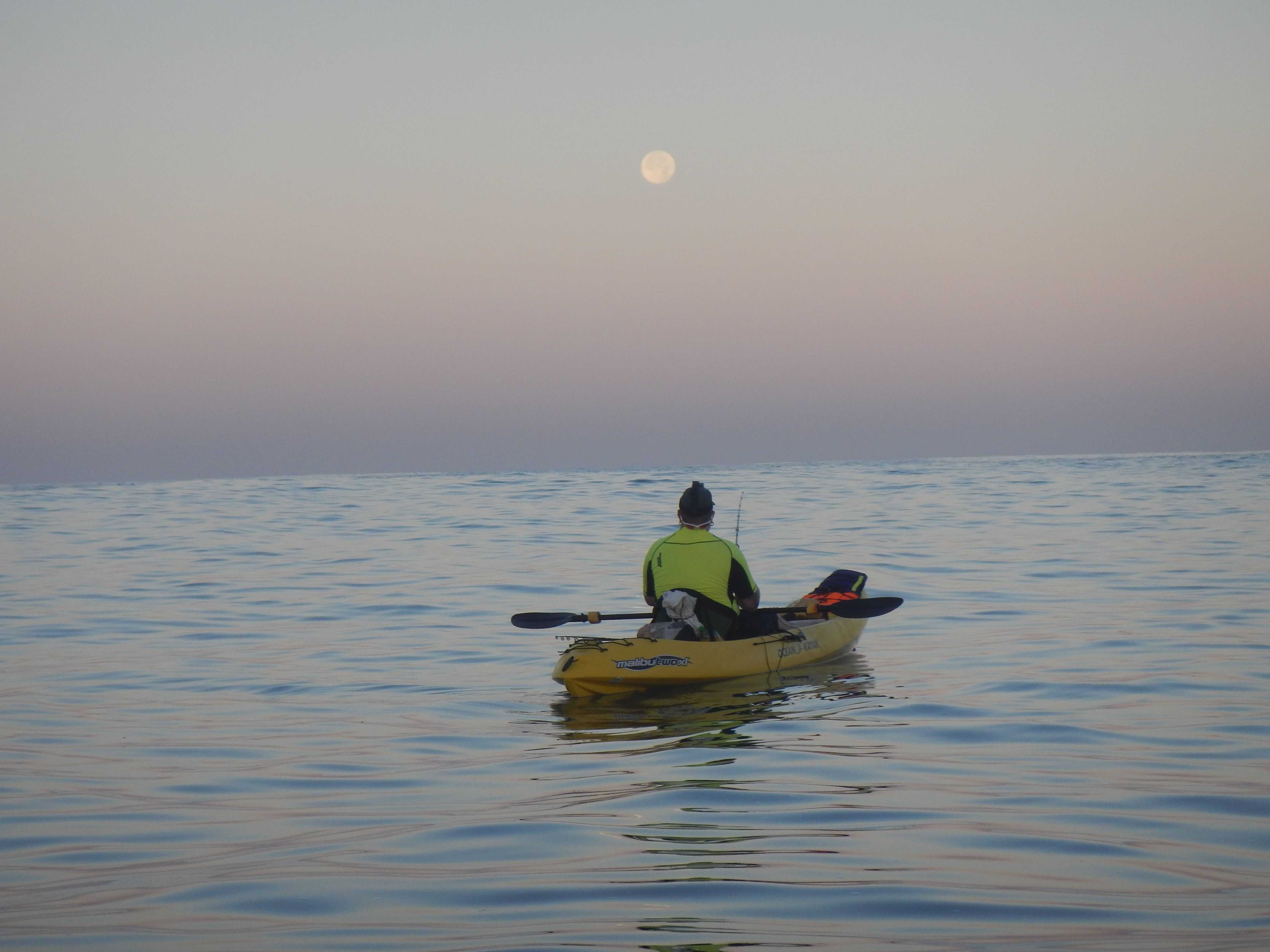 Costa Rica Kayak Fishing: The Past, Present and Future