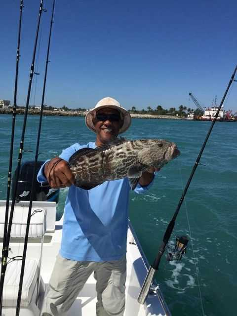 Fort pierce inshore fishing report and forecast january for Indian river inlet fishing tips