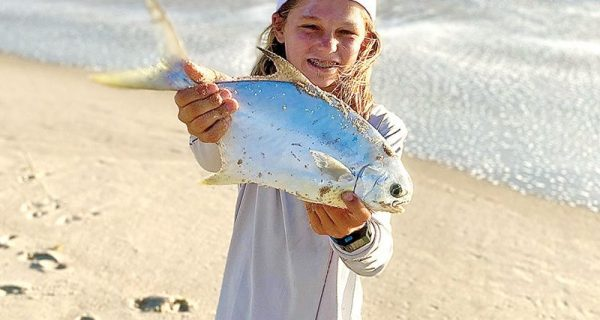 Last year, local youth angler, Abram, partnered with Capt. Lukas to take first place overall in the Roy's Surf Fishing Challenge, held along the entire East Coast of Florida.