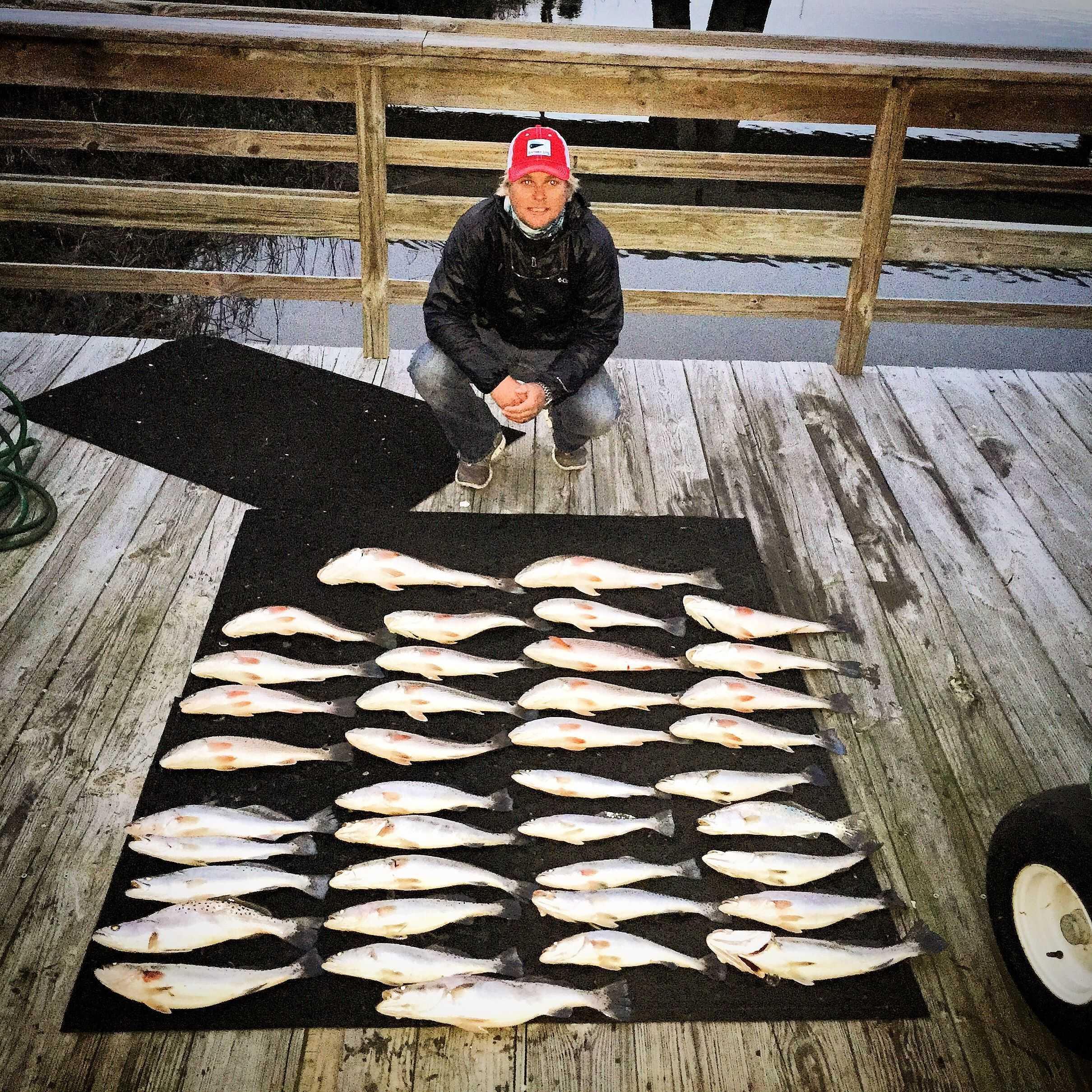 Fishing savannah in january coastal angler the angler for Fishing charters savannah ga