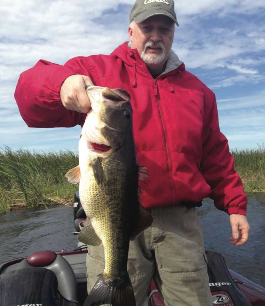 Lake okeechobee south end fishing report march 2016 for Atlantic highlands fishing report