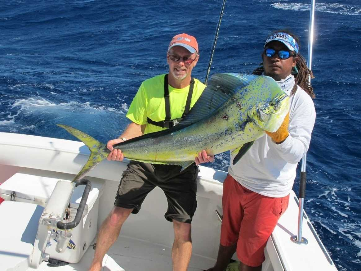 Playas del coco fishing forecast april and may 2016 for Fishing weather report