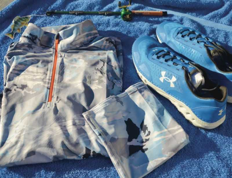 Under Armour's Coolswitch Series