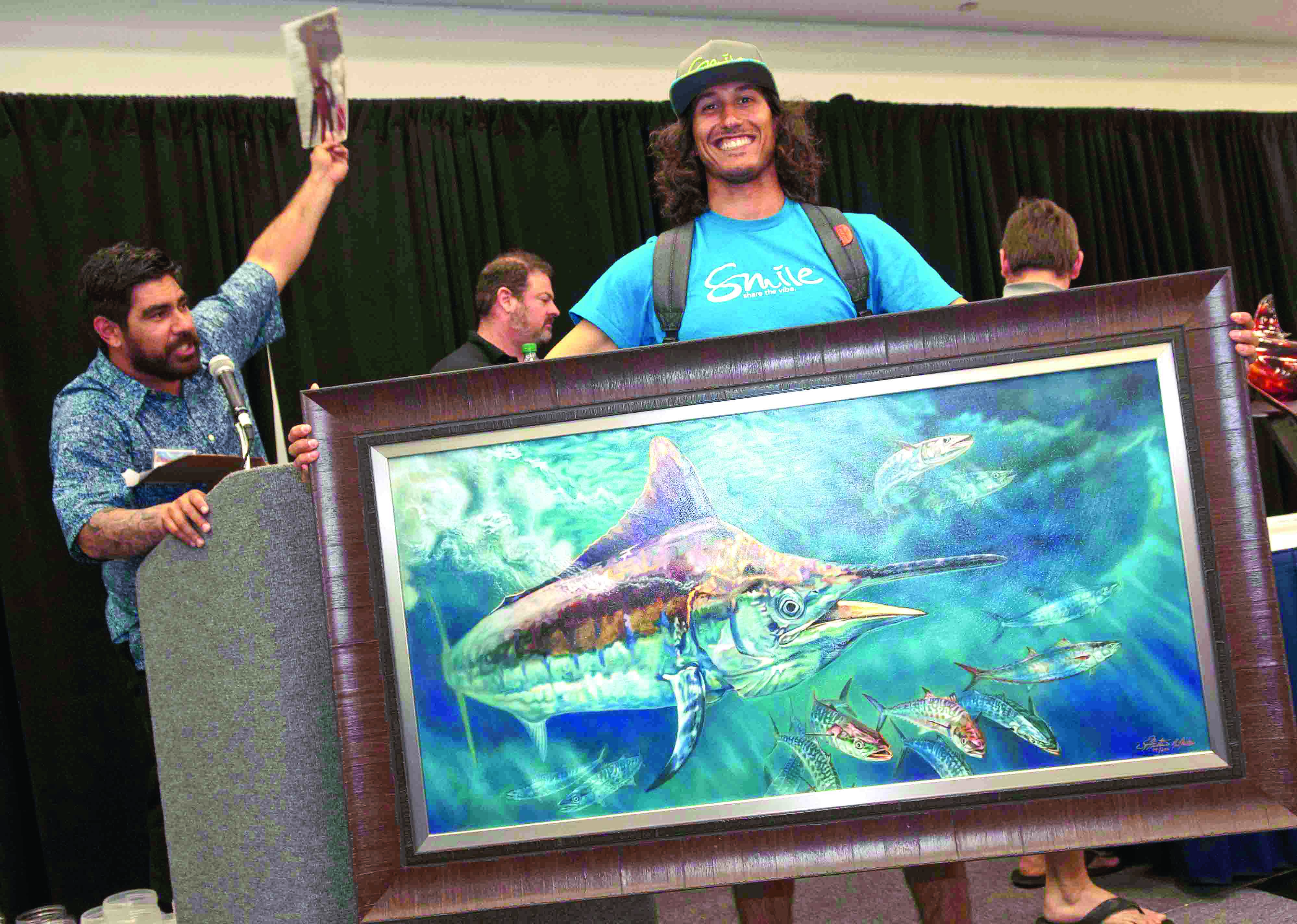 Blue Wild Ocean Adventure And Marine Art Expo Set For
