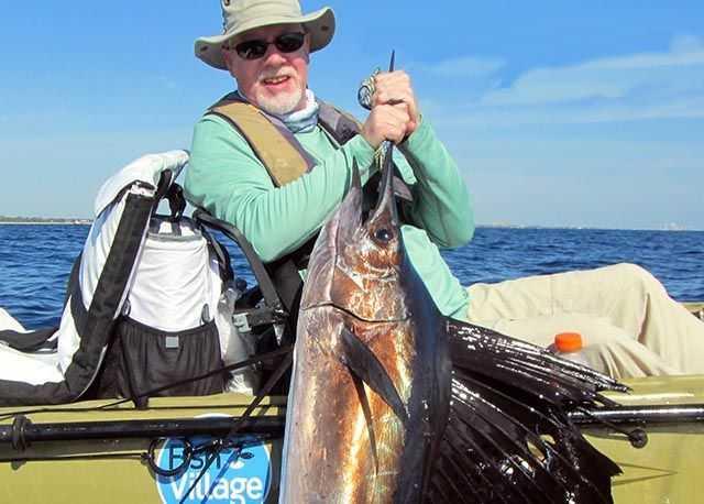Treasure coast kayak fishing report and forecast april for Southwest michigan fishing report