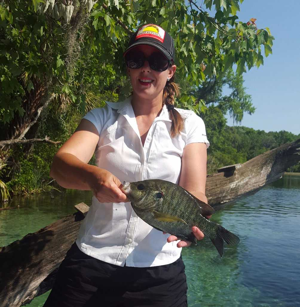 Weekly okeechobee fishing report may 13 15 coastal for Shell cracker fish