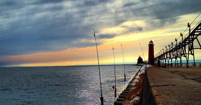 Mattwhitney author at coastal angler the angler magazine for Grand haven fishing report