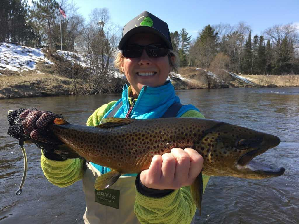 Traverse city fishing report may 2016 coastal angler for Grand haven fishing report