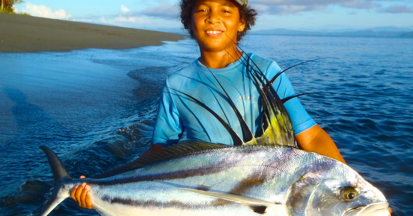 Costa Rica Southern Zone fishing