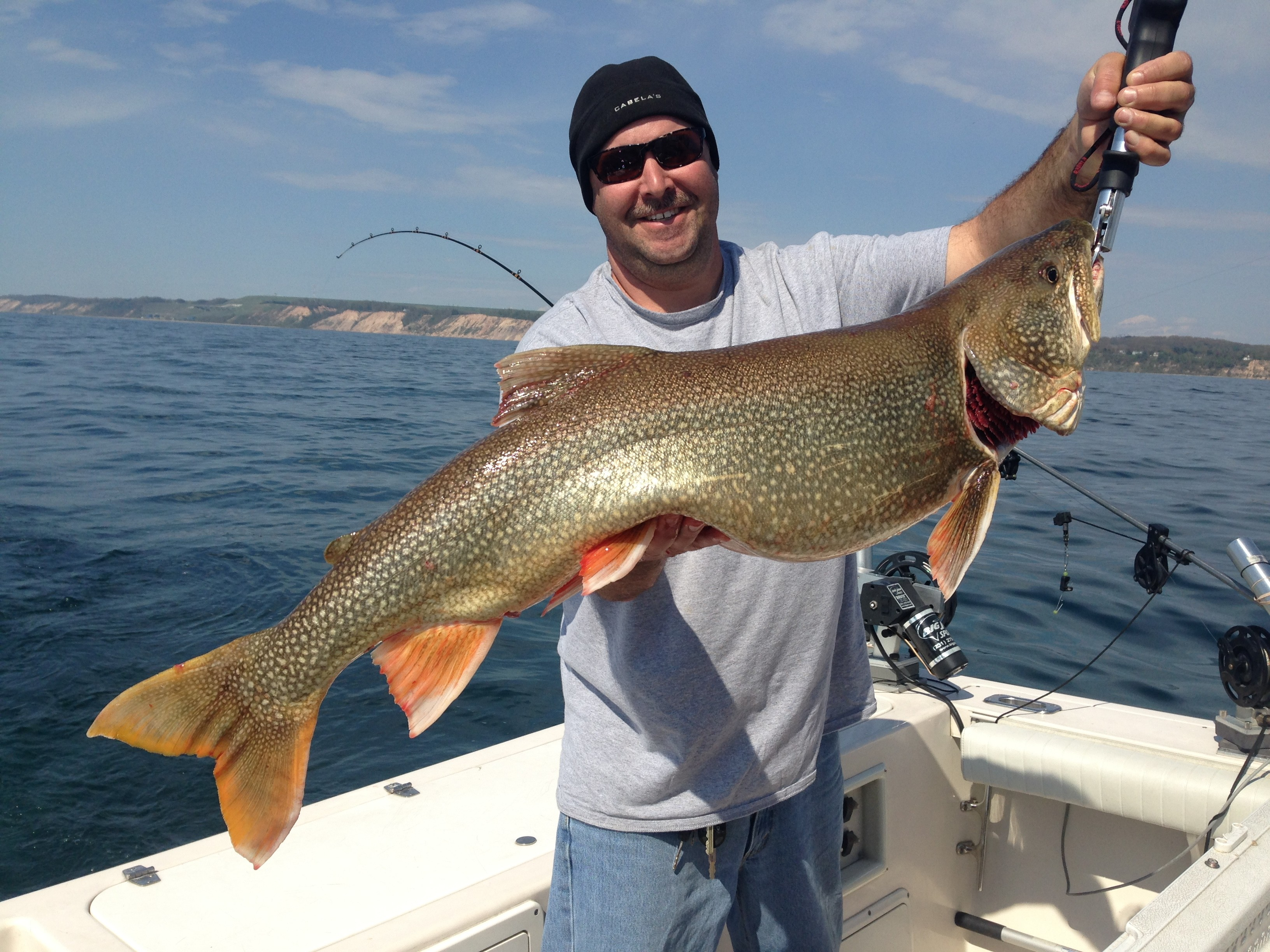 Ludington fishing report june 2016 coastal angler the for Ludington fishing report