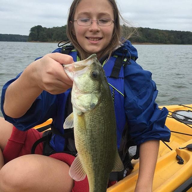 She who fishes making fishing dreams come true coastal for Kentucky lake fishing