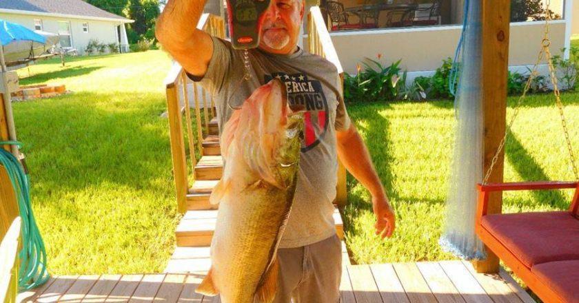 Dan Echols, 10.125 lbs, Lake Istokpoga