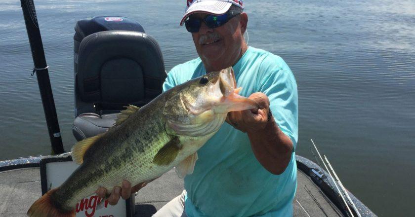 Paul Converse, 8.87 lbs, Lake Placid