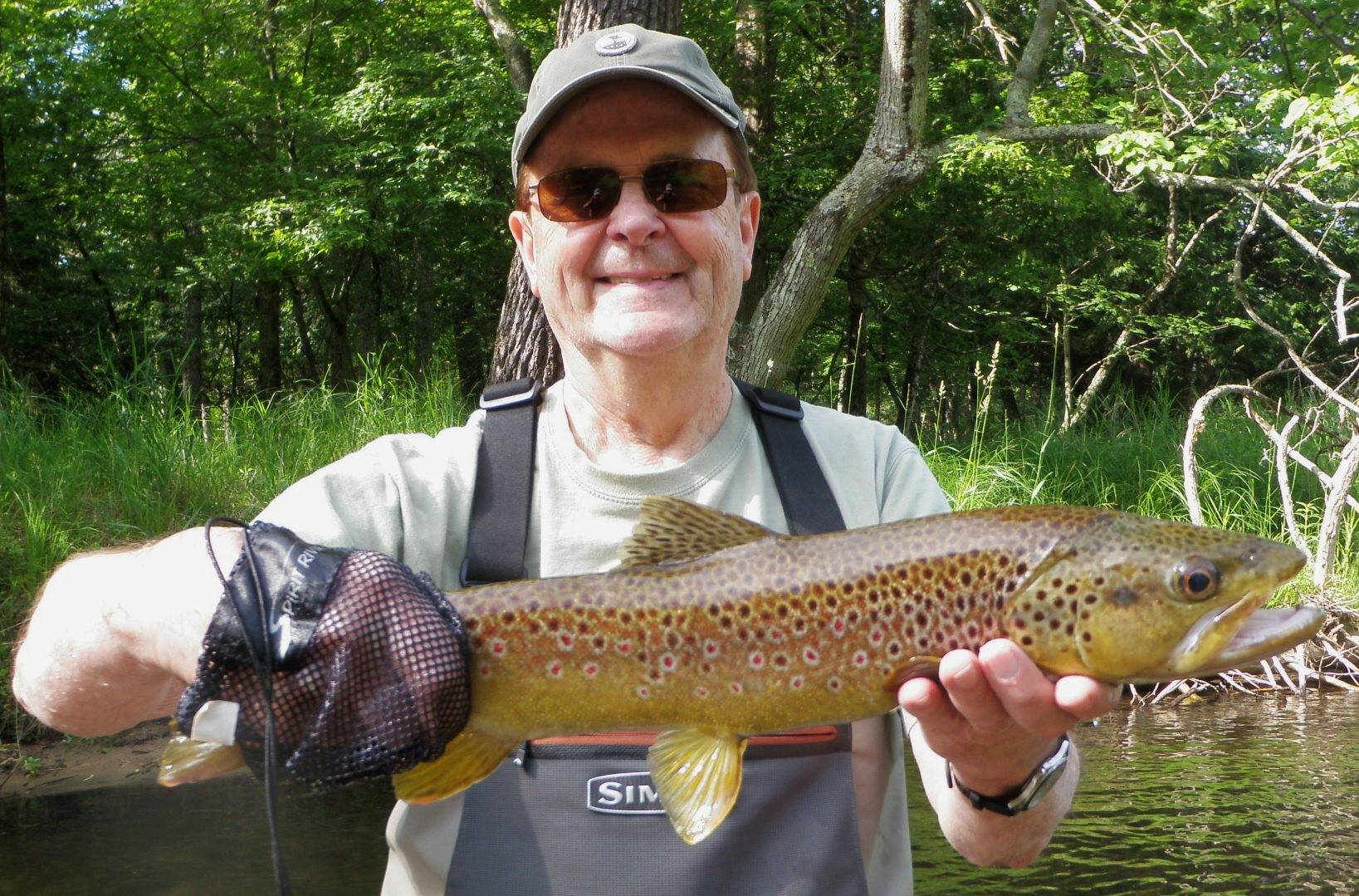 Pere marquette river fishing report august 2016 coastal for Pere marquette river fishing report