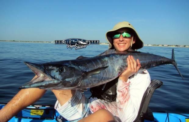 Palm beach kayak report sept 2016 coastal angler the for Palm beach fishing report