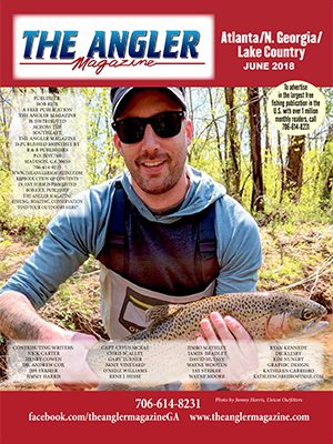 Angler cover Atlanta June 2018
