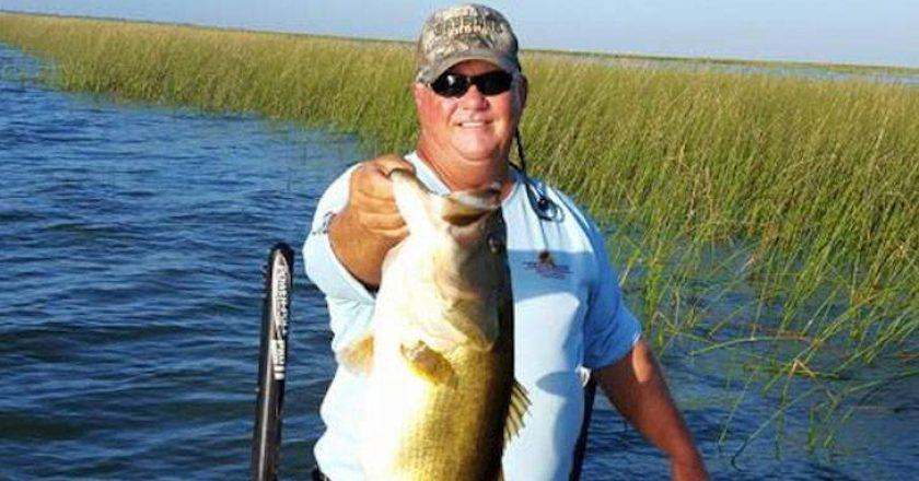 Big O Bass pre-spawn, Fish Clewiston