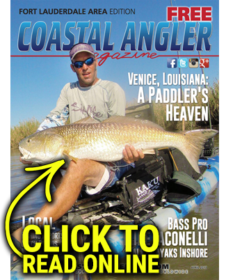 Coastal Angler Magazine - Fort Lauderdale - April 2017