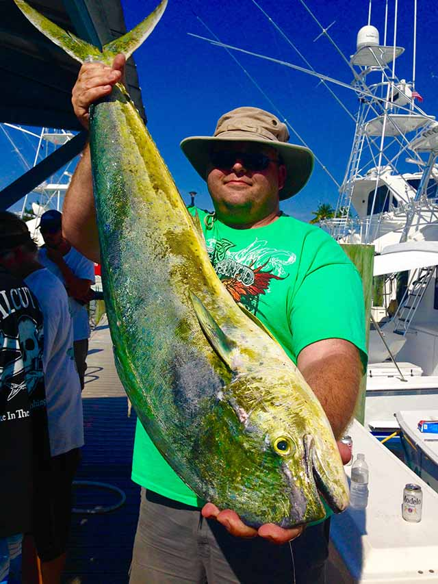 Stuart jensen beach deep sea fishing report and forecast for Deep sea fishing fort pierce