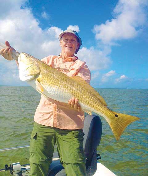 Bar fighting in venice louisiana coastal angler the for Louisiana fish bar