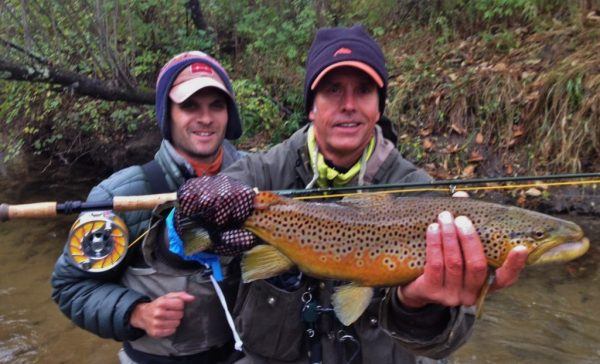 Pere Marquette River Fishing Report: October 2016 | Coastal
