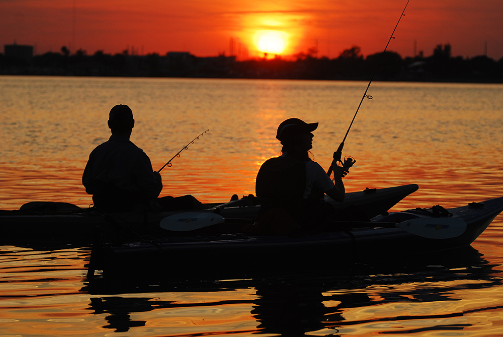 Treasure coast and beyond kayak fishing reports for Fishing treasure island florida