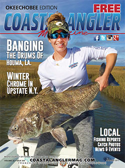 Coastal Angler Magazine Okeechobee Edition