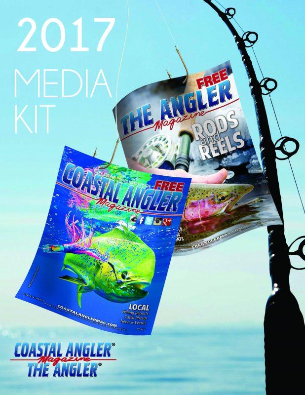 Media kit coastal angler the angler magazine for Free fishing magazines