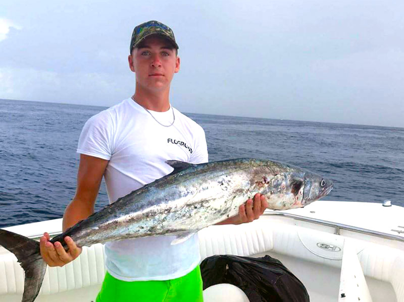 Fort pierce offshore fishing report and forecast december for Fort pierce fishing
