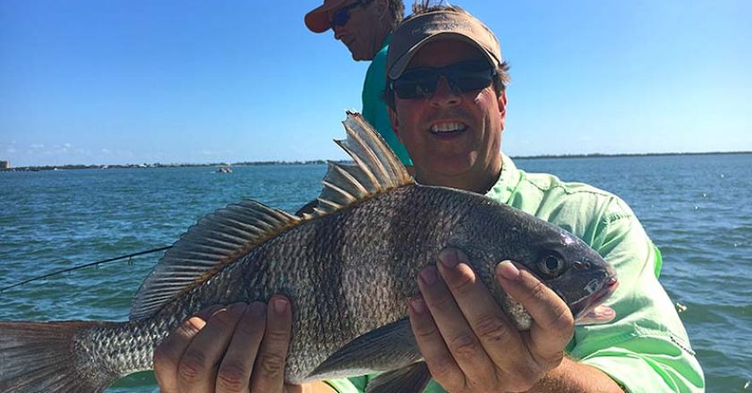 Capt charlie conner author at coastal angler the for Indian river fishing