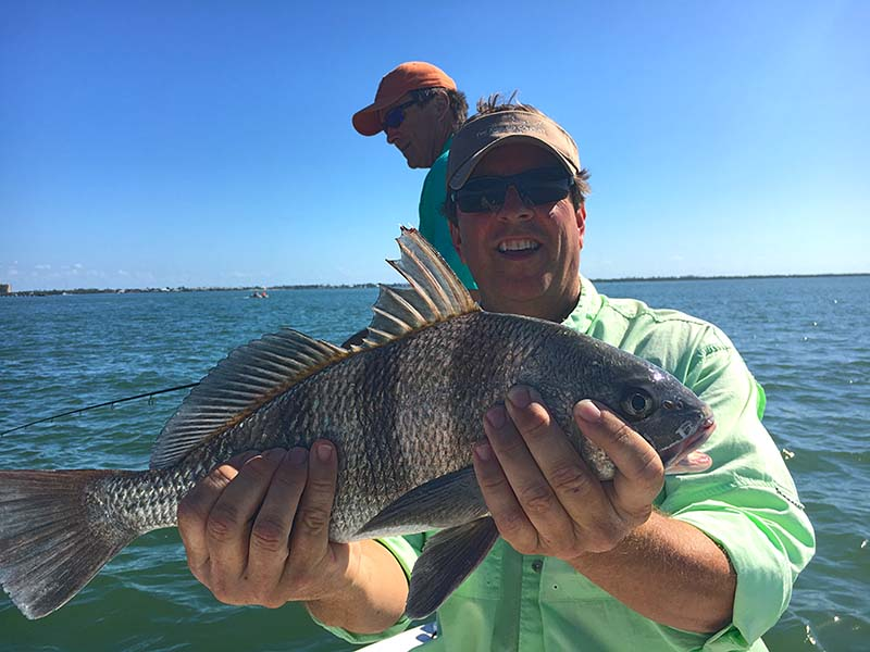 south indian river fishing report and forecast december