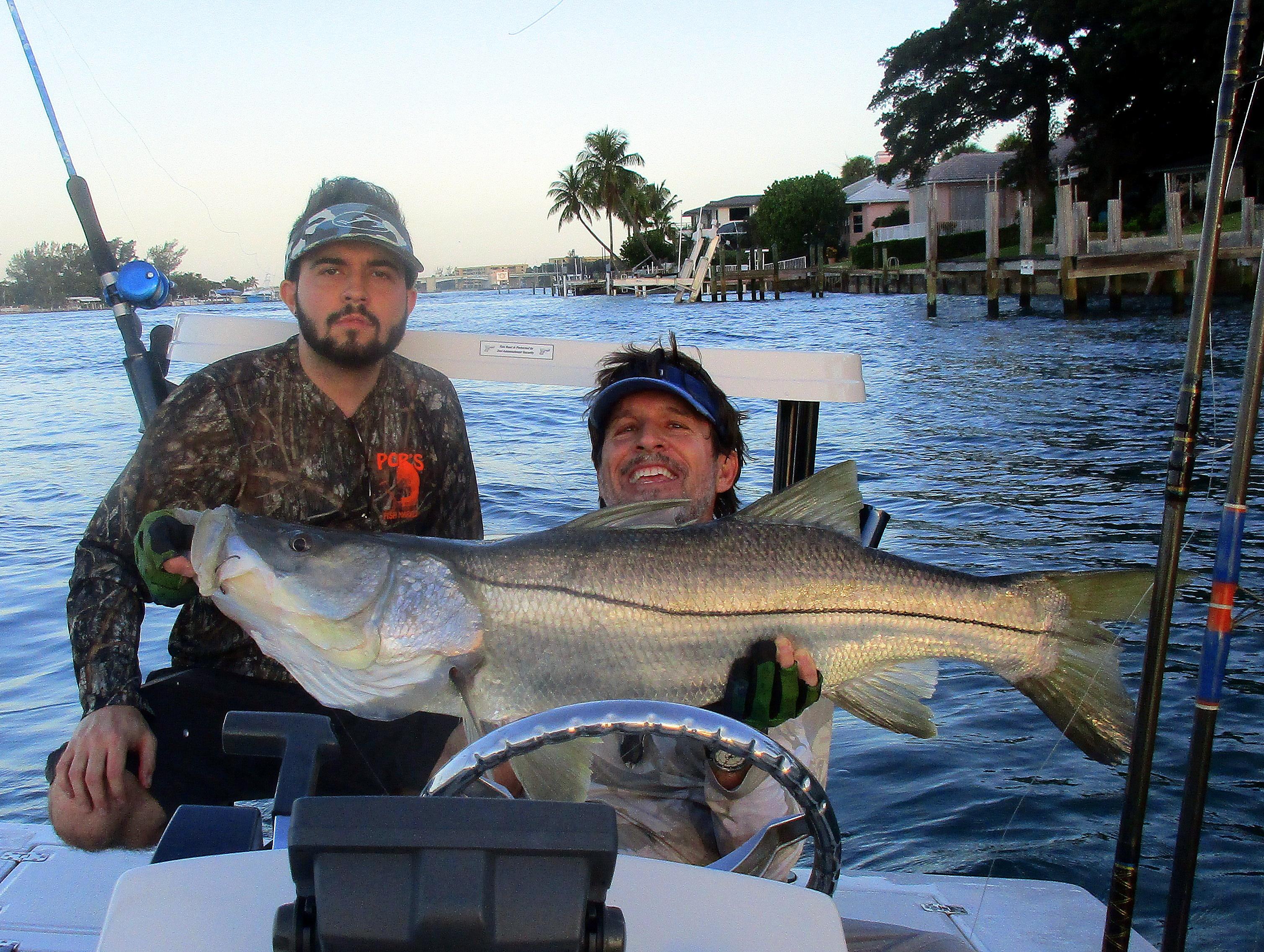Slob Snook Coastal Angler The Angler Magazine