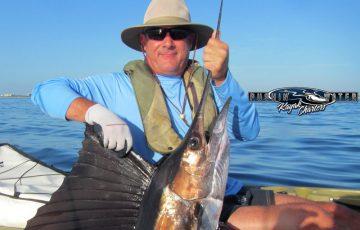 PALM BEACH kayak fishing report