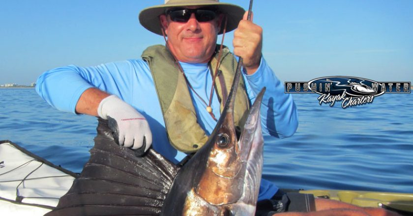 PALM BEACH kayak fishing report