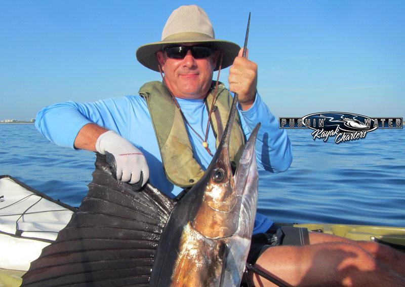 Palm beach kayak report dec 2016 coastal angler the for Weekly fishing report mi