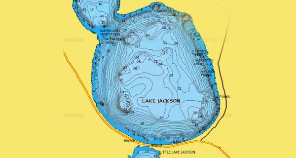 Lake Jackson bass fishing