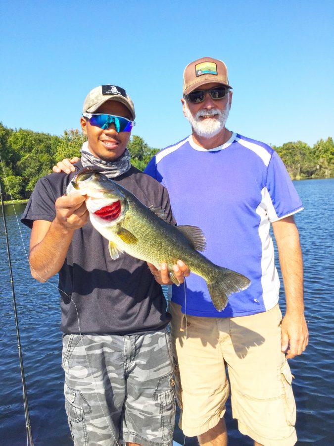Lakeland Central Florida Fishing Report December 2016