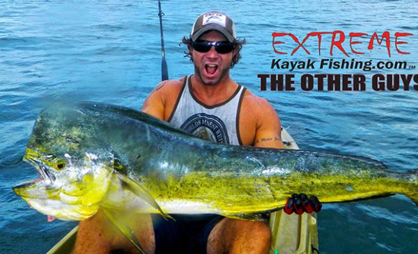 Joe Hector caught this nice bull live baiting from his kayak.
